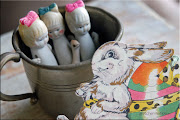 Happy Easter Wallpaper bunny happy easter by maceme wallpaper