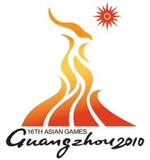16th Asian Games em Guangzhou
