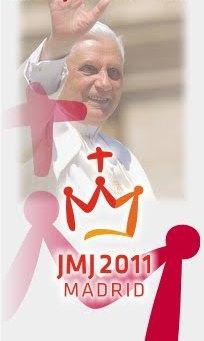 web oficial de la JMJ Madrid 2011