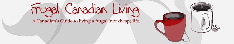 Frugal Canadian Living