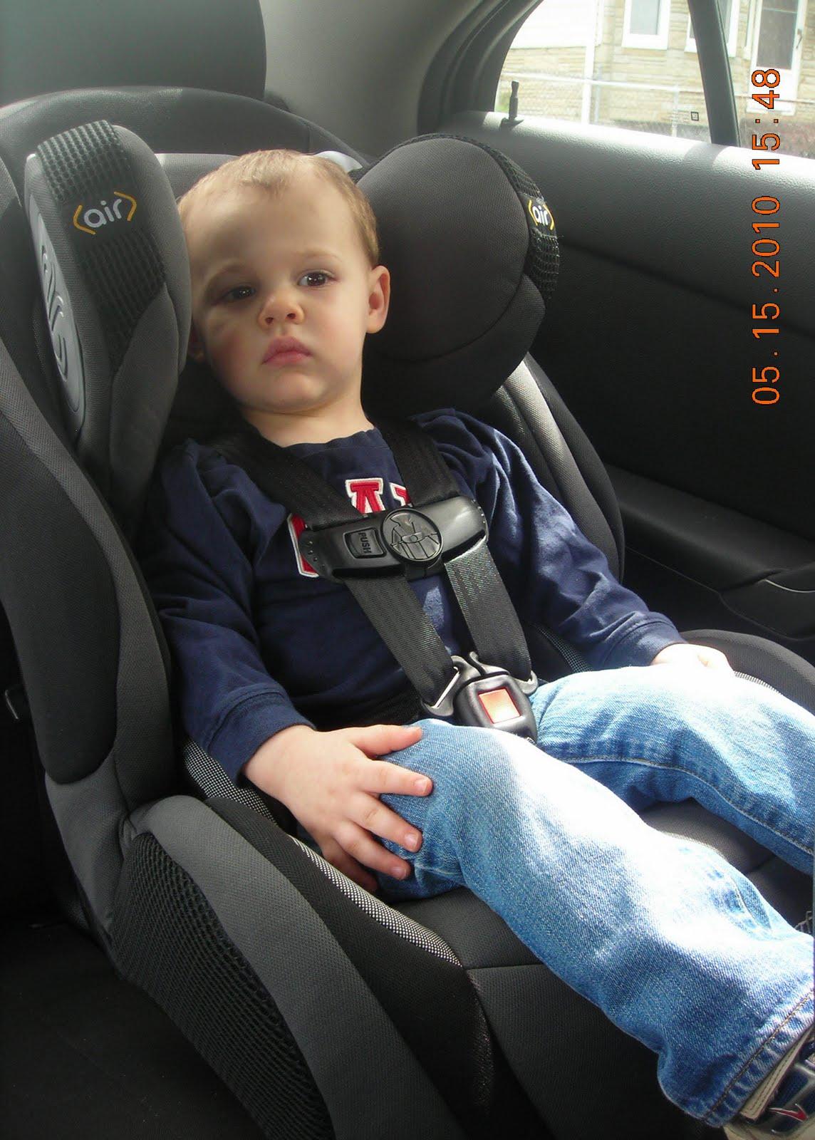 Alpha Luxe Car Seat Manual