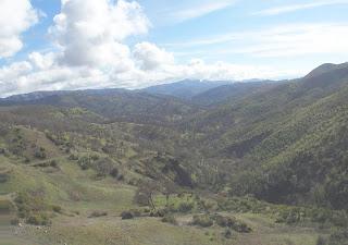 Zim Zim Valley panorama