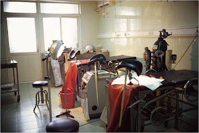 Sala de abortos na China