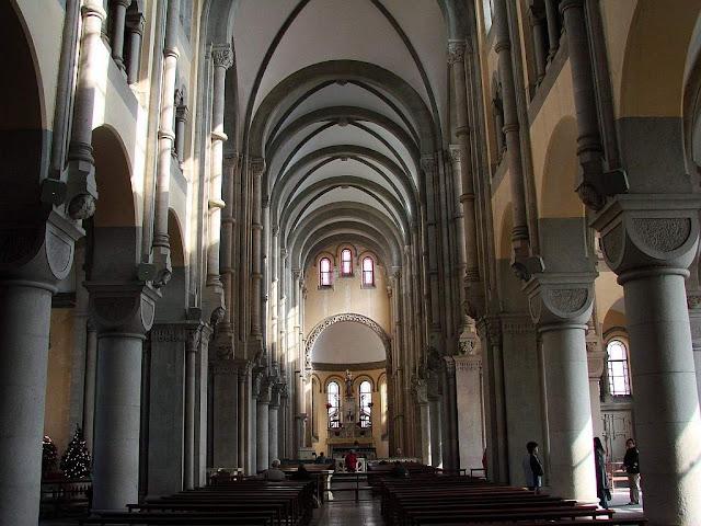 Sheshan, basílica mariana, Shangai