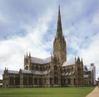 Templo de Haryon Salisbury%2Bcatedral,%2Bcatedrais%2Bmedievais