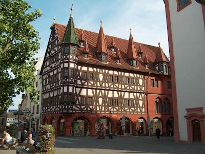 Fulda, a cidade medieval