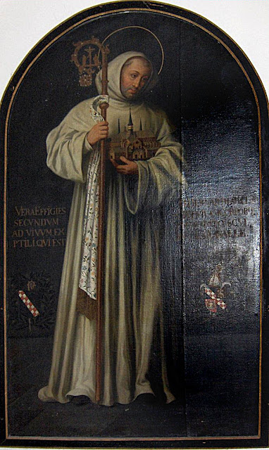 São Bernardo de Claraval, Heiligenkreuz, Austria, ©Georges Jansoone