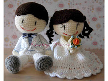 Customized Wedding Dolls