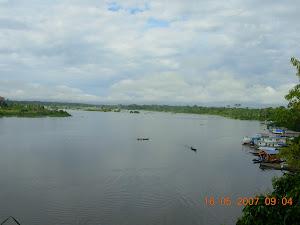 Lago de Carauari