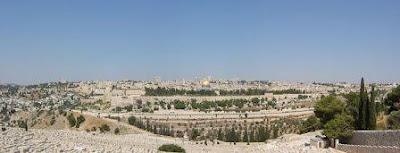 מצבות בית עלמין הר הזיתים ירושלים