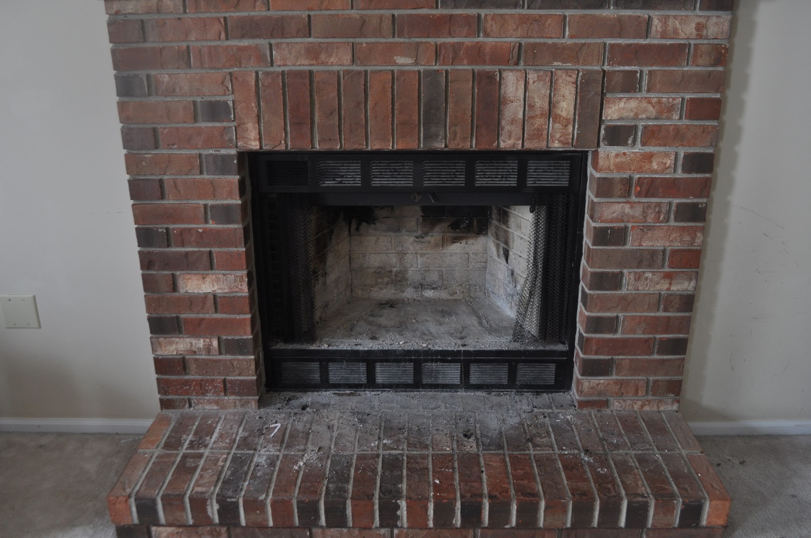 Party Of 5 Fireplace Makeover