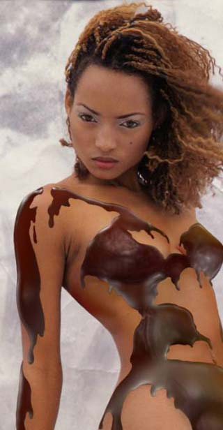 Sexy Body Painting Women