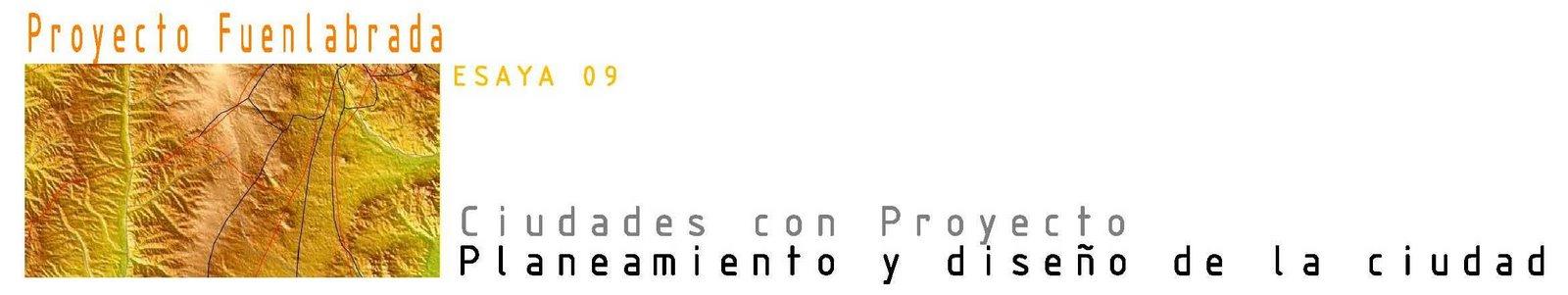 Ciudades con Proyecto: FUENLABRADA