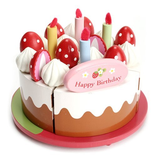 Image Result For Wooden Happy Birthday Party Cake Orted Pieces