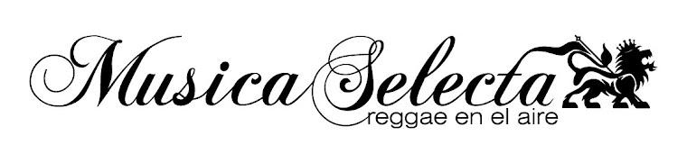 musica selecta, reggae en el aire...