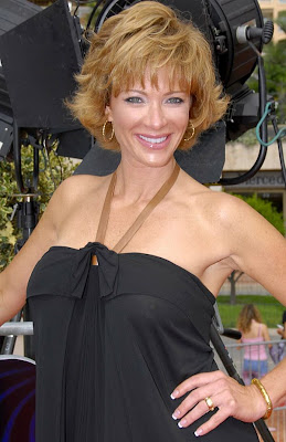 Lauren Holly See Through Dress And Big Pokie Nips
