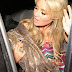 Alex Curran Exposed See Through Panty Upskirt