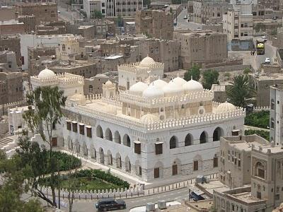 Al Amiriya Complex Restored