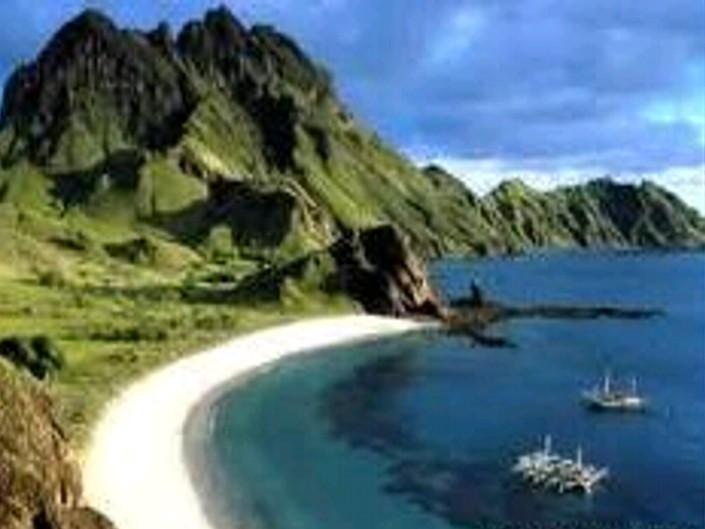 provinsi nusa tenggara timur ntt menawarkan banyak obyek wisata alam ...