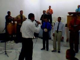 Culto dos Jovens na Betesda do Jacare.