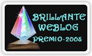 1º Premio otorgado a este blog