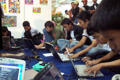 Seminar IT Security & Lomba Hacking 2010