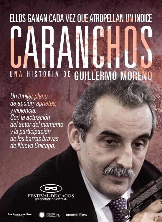 La nueva pelí Argentina Top en recaudacion (afiche)