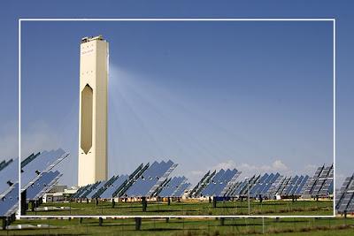 PS10, foto cortesía de Solarweb