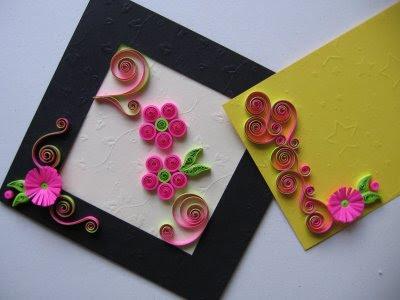 Kağıt Yuvarlama Sanatı, Quilling, Oya Örnekleri, Kağır İle Yapılan Güzel Oyalar, Farklı Güzel Kağıt Oyalar