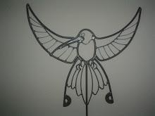 Humming bird #2