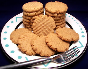 Peanut Butter Cereal Cookie Picture