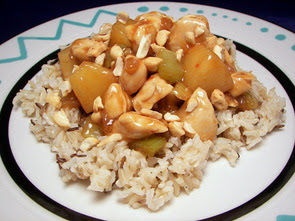 Sweet and Sour Chicken Picture