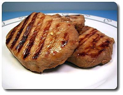 Culinary in the Desert: Hoisin-Marinated Pork Chops
