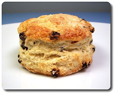 Buttermilk Currant Scones Recipe — Dishmaps
