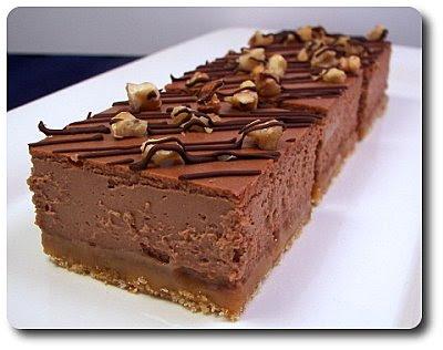 Culinary in the Desert: Chocolate Turtle Cheesecake...