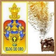 Premio Dardo y Blog de Oro (16-9-2010)