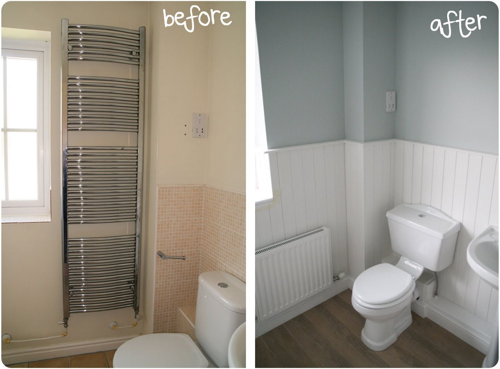 Countrykitty En Suite Bathroom Before And After
