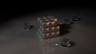 3D Rubik Cube
