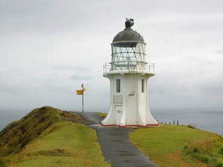 Capereinga Light House