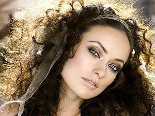 Olivia Wilde Beauty Eyes