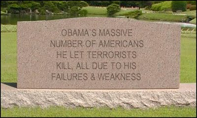 Obamassmurderer's Dead American Victims