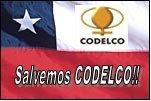CODELCO ES DE TODOS LOS CHILENOS