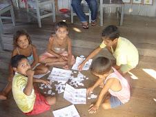 Trabalhando Agrupamentos nas salas mutesseriadas