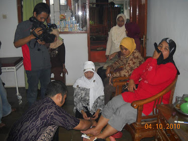 KLINIK  CHC  DI LIPUT  TV ONE
