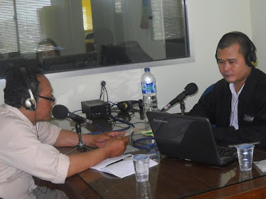 SIARAN BENGKEL CHC DI RADIO SAFARI JAKARTA