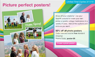 50% Off Photo Posters