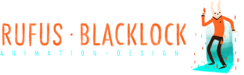 Rufus Blacklock - Animation & Design