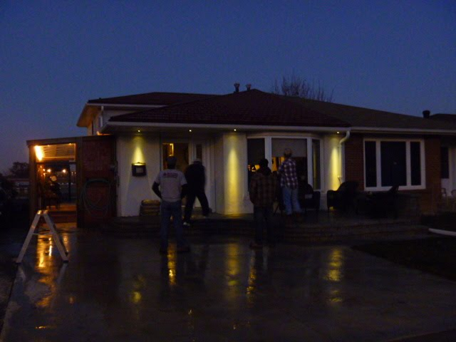 soffit lighting ideas exterior images