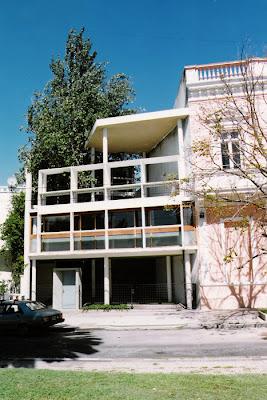 Mi moleskine arquitect nico casa curutchet le corbusier - Casas de le corbusier ...