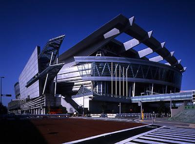 MY ARCHITECTURAL MOLESKINE®: SAITAMA SUPER ARENA